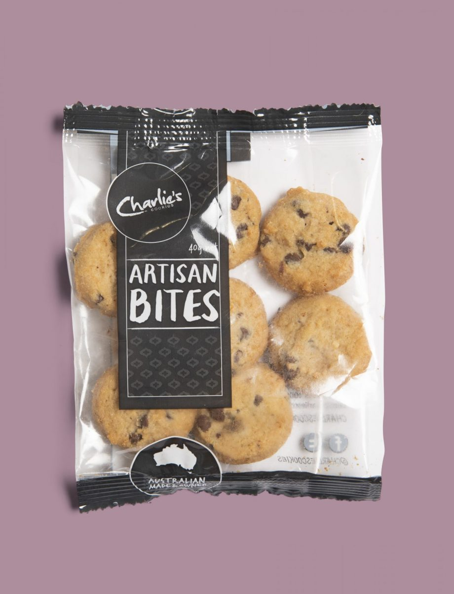 Chocolate Chip Cookies Bag 40g (24 pieces)