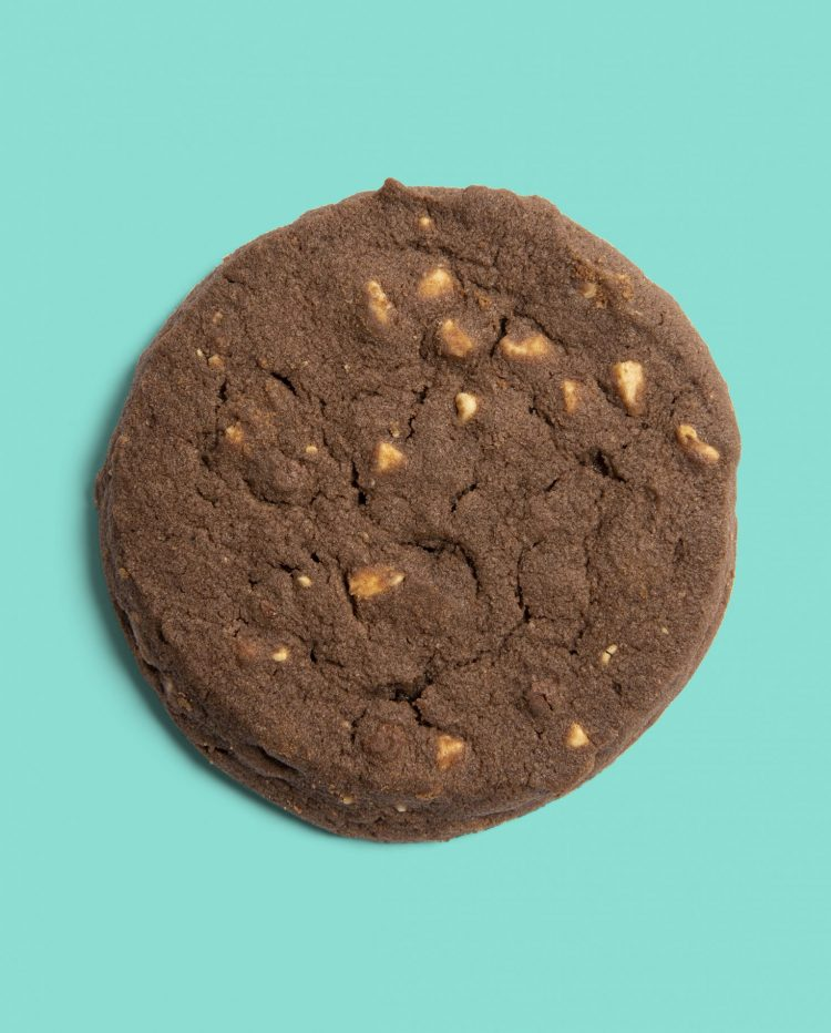 Triple Chocolate Chip Artisan Cafe Cookies 50g (24 pieces)