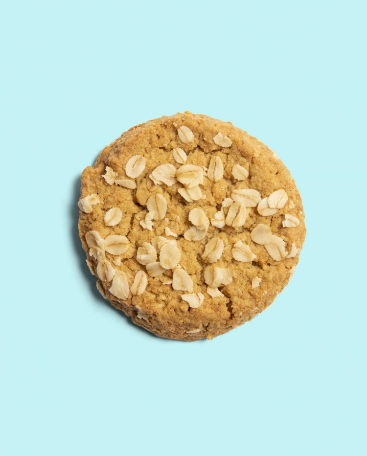 Chewy Anzac Artisan Cafe Cookies 50g (24 pieces)